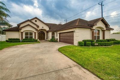 Harlingen Single Family Home For Sale: 5845 Acacia Avenue