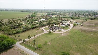 Weslaco Single Family Home For Sale: 3303 S Mile 6 1/2 Road