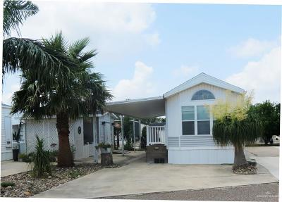 Edinburg Single Family Home For Sale: 3712 Valentine Drive