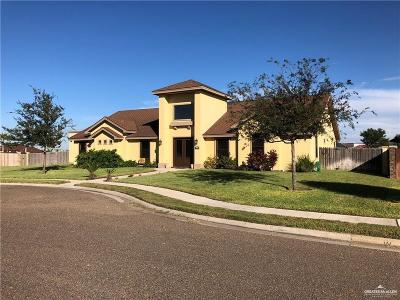 Edinburg Single Family Home For Sale: 13600 N 38th Lane