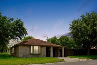 Edinburg Single Family Home For Sale: 5017 Affirmed Avenue