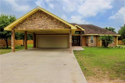 Weslaco Single Family Home For Sale: 718 Garza Circle