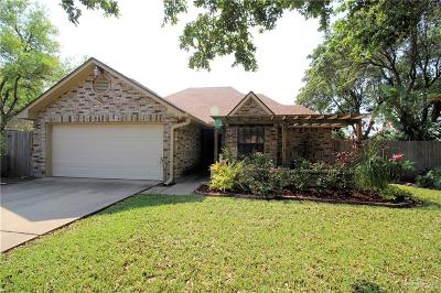Edinburg Single Family Home For Sale: 2126 Pin Oak Road