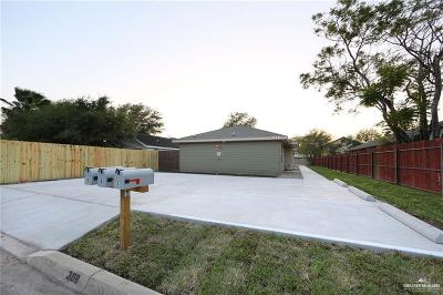 McAllen Multi Family Home For Sale: 309 17th Street