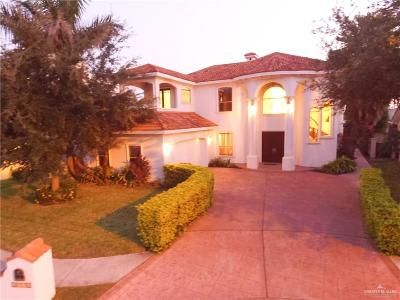 McAllen Single Family Home For Sale: 4713 Ben Hogan Drive