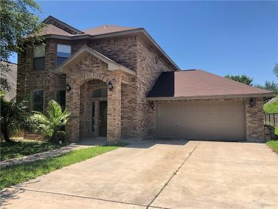 McAllen Single Family Home For Sale: 6507 N 26th Lane
