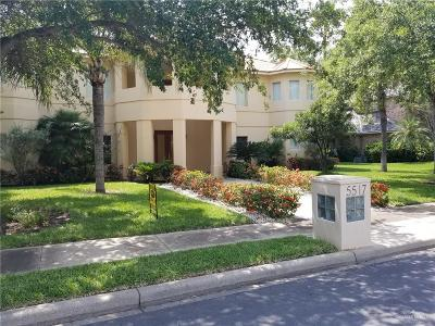McAllen Single Family Home For Sale: 5517 N 1st Lane