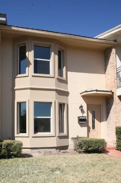 McAllen TX Condo/Townhouse For Sale: $149,000
