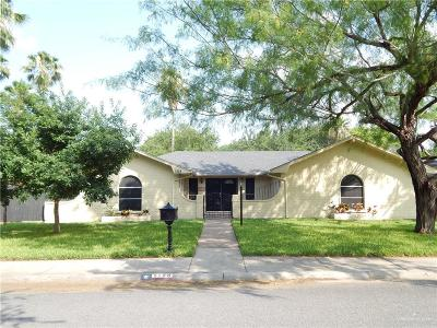 McAllen Single Family Home For Sale: 5108 16th Street