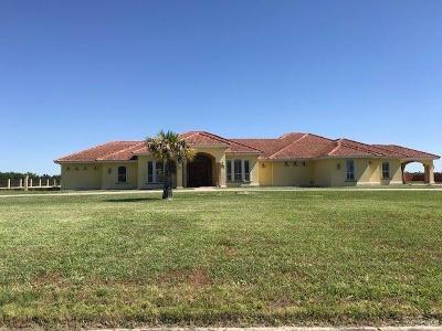 Pharr Single Family Home For Sale: 900 Inspiration Drive