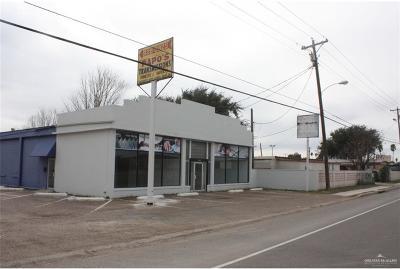 McAllen Commercial For Sale: 2521 W Us Highway 83
