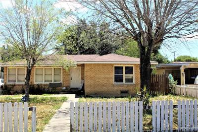 McAllen Single Family Home For Sale: 1308 N 5th Street