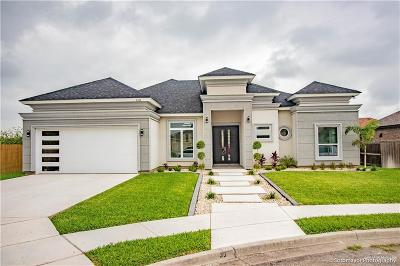 McAllen TX Single Family Home For Sale: $248,000