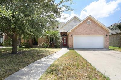 McAllen TX Single Family Home For Sale: $189,997