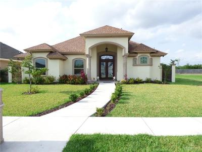 McAllen TX Single Family Home For Sale: $247,000