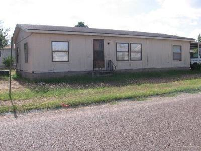 Pharr Single Family Home For Sale: 2701 S Augusta Drive