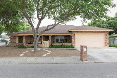 Mission Single Family Home For Sale: 1601 E Gastel Circle