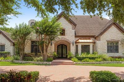 Mission Single Family Home For Sale: 1616 Palazzo Drive