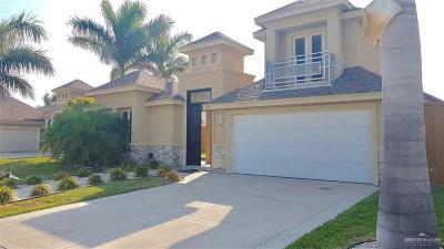McAllen TX Single Family Home For Sale: $279,000