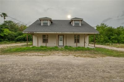 Cameron County Single Family Home For Sale: 2002 S Palm Court Drive