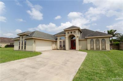 Weslaco Single Family Home For Sale: 607 Santa Elena Street