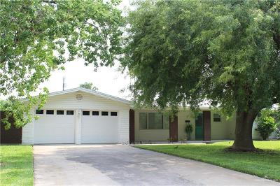 McAllen TX Single Family Home For Sale: $299,000
