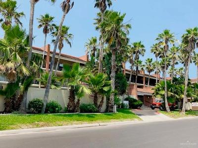 South Padre Island TX Condo/Townhouse For Sale: $189,900