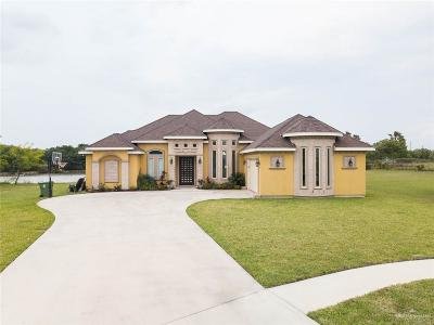 Brownsville Single Family Home For Sale: 6037 Danubio Court