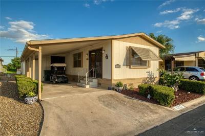 Harlingen Single Family Home For Sale: 4132 N Nebraska Street