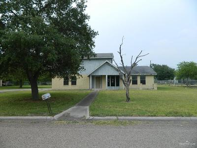 Cameron County Single Family Home For Sale: 16505 Dolores Huerta Street