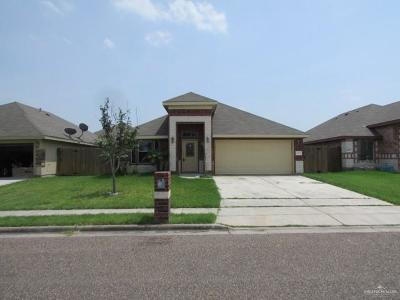 McAllen TX Single Family Home For Sale: $152,000