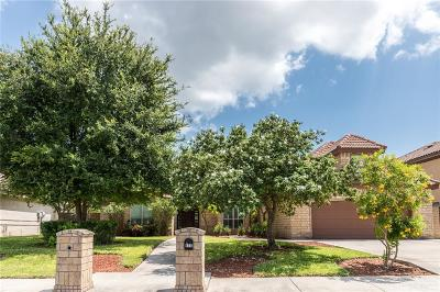 McAllen TX Single Family Home For Sale: $365,000