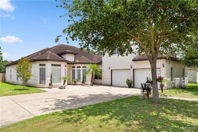 Weslaco Single Family Home For Sale: 2202 Highland Drive