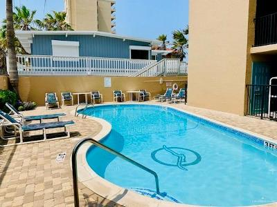 South Padre Island Condo/Townhouse For Sale: 4100 Gulf Boulevard #203