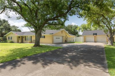 Weslaco Single Family Home For Sale: 1701 W 18th Street