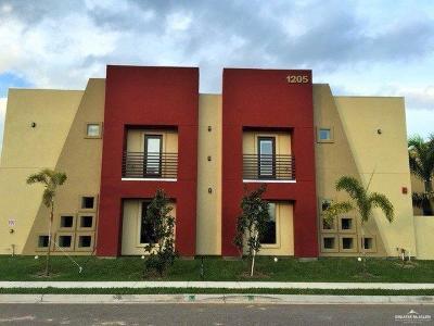 McAllen Multi Family Home For Sale: 1205 E Daffodil Avenue