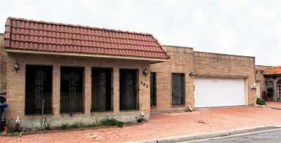 McAllen Condo/Townhouse For Sale: 305 Tyler Avenue