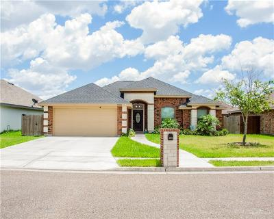 McAllen TX Single Family Home For Sale: $187,000