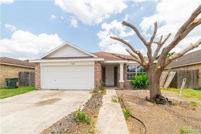 Harlingen Single Family Home For Sale: 3105 E Hapner Street