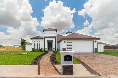 Pharr Single Family Home For Sale: 910 W Arapaho Avenue