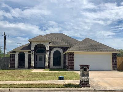 Weslaco Single Family Home For Sale: 901 Sunny Drive