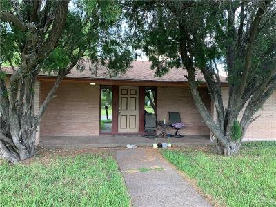 Weslaco Single Family Home For Sale: 602 S Westgate Drive #1