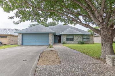McAllen TX Single Family Home For Sale: $195,000