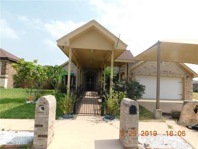 Pharr Single Family Home For Sale: 612 E Seminole Avenue