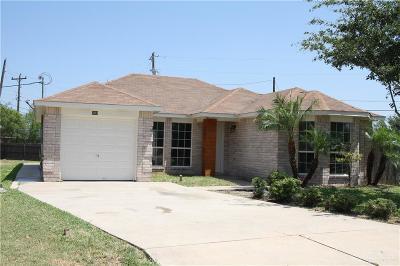 Pharr Single Family Home For Sale: 303 David Avenue
