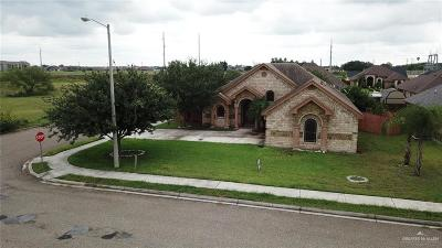 Weslaco Single Family Home For Sale: 3112 Brush Drive