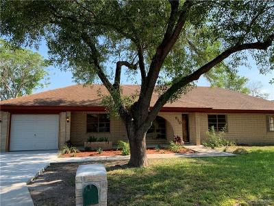 Weslaco Single Family Home For Sale: 610 W 11th Street