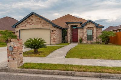 Weslaco Single Family Home For Sale: 801 Palestina Drive