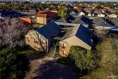 Pharr Multi Family Home For Sale: 1006 W Kelly Avenue