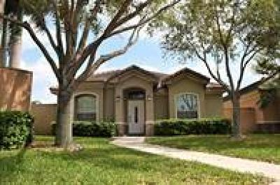 McAllen TX Single Family Home For Sale: $219,900
